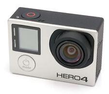 GoPro Hero 4 Negro Edición 4k Acción Videocámara con 3.97mm (22mm) F/2.8
