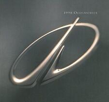 1998 Oldsmobile Sales Brochure - LSS Aurora Intrigue Cutlass Regency Silhouette