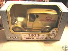 1991 ERTL (IGA) 1923 CHEVY DELIVERY TRUCK BANK. NIB