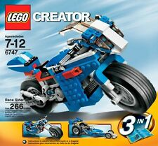 LEGO 6747 - LEGO Creator Race Rider - NO BOX