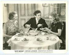 CLAUDE RAINS, BONITA GRANVILLE original movie photo 1938 WHITE BANNERS