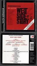 WEST SIDE STORY - Wood,Chakiris (CD BOF/OST Digipack) Elmer Bernstein 2001 NEUF