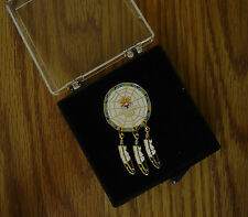 LIMITED DREAM CATCHER PIN UTAH OLYMPIC 2002 SALT LAKE