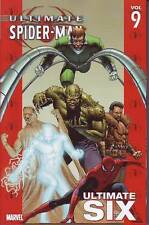 Ultimate Spider-man Volume 9 trade paperback Bendis Bagley Marvel Comics