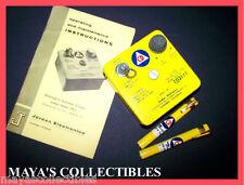 2 Radiation Detectors Dosimeter CDV 742 + CDV 750 Charger + Manual Gift Idea !