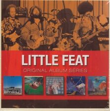 Little Feat / Sailin' Shoes, Dixie Chicken, Feats Don't Fall u.a.(5 CDs,NEU!OVP)