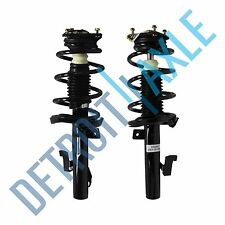 2 New Complete Front Quick Strut Assemblies for 2006 - 2011 Cadillac DTS Limo