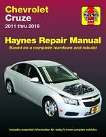 Chevrolet Cruze 2011-2019 Repair Manual
