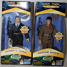 """Star Trek Limited Edition Mister Spock & James T. Kirk """"A Piece Of The Action"""""""