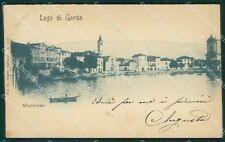 Brescia Maderno cartolina QK7088