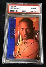 "KOBE BRYANT SP 1996 ROOKIE #134 PSA10  #46346793 ""ONE of the G.O.A.T."""