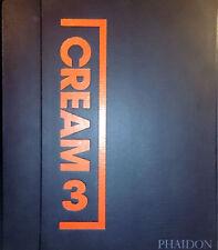 CREAM 3 CONTEMPORARY ART IN CULTURE PHAIDON 2003 EDIZIONE INGLESE 10 CURATORI
