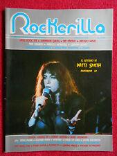 rivista ROCKERILLA 94/1988 Patti Smith Diamanda Galas John Peel Session **No cd