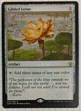 MTG 1x Gilded Lotus DOM 215/269 NM Rare Dominaria