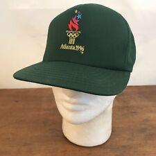 1996 Atlanta Olympic Games Snapback Trucker Cap Hat