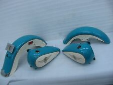 1986 to 1999 ? Harley Davidson Softail Paint Set Gas Tanks Fenders Fat Boy