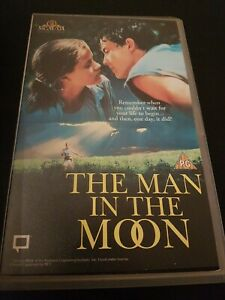 THE MAN IN THE MOON - RARE WITHERSPOON- VHS - BIG BOX - EX RENTAL - MGM