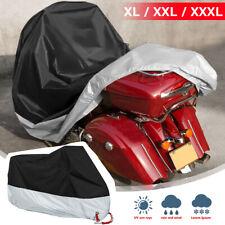 XXL Motorcycle Bike Cover Waterproof Outdoor Rain Dust UV Protector Scooter