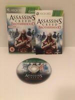 Xbox One & Xbox 360 Game Assassins Creed Brotherhood Region 4 Pal
