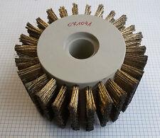 Bürste Stahl vermessingt Corddraht für Festo Bürstenschleifer