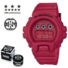 CASIO G SHOCK X RED OUT SERIES 35TH ANNIVERSARY DW-6935C-4  DIGITAL LIMITED