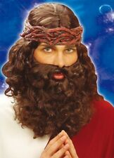 Widmann J6262 Parrucca GESU profeta con Barba e Baffi