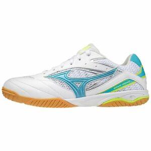 Mizuno Wave Drive 8 Table Tennis Shoes Unisex Mint Indoor Sports NWT 81GA170525