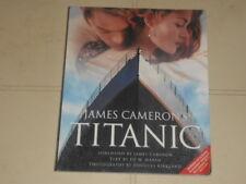 james Camerons titanic book