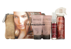 ALTERNA BAMBOO Volume Hair Transformation Kit  *New*