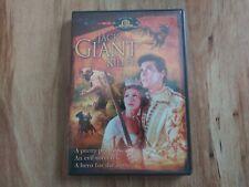 Jack the Giant Killer (DVD, 2004) Classic 60s Fantasy! Kerwin Matthews!