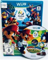 Wii U Mario & Sonic bei den Olympischen Spielen: Rio 2016  *BLITZVERSAND*