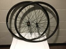 NEW ENVE CLASSIC 25 CARBON TUBULAR ROAD WHEELSET, 20 SPOKE FRONT, 24 SPOKE REAR