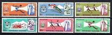 JO été Togo (37) série complète de 6 timbres oblitérés