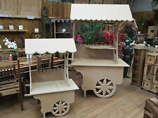 Candy Carts Wedding Cart Sweet Cart Christening Cart, ideal for celebrations