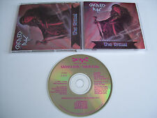 SACRED RITE The Ritual CD 1985 MEGA RARE OOP ORIG 1st PRESS on MEGATON RECORDS!!