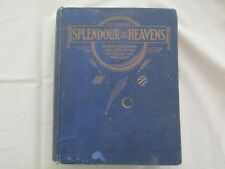 Hutchinsons Splendour of the Heavens Edited Phillips Astronomy