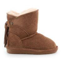 Bearpaw Mia Toddler Jr.2062T-220 Hickory Ii Chaussures brun