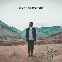 KELVIN JONES - STOP THE MOMENT  CD 12 TRACKS NEU