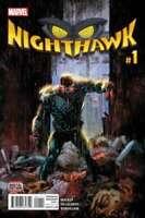 Nighthawk #1 Marvel Comics 2016 1st Print Unread NM