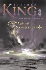 The Dark Tower: Song of Susannah Bk. 6 by Stephen King (2004, Hardcover) with DJ