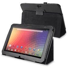 Nexus 10 Taschen & Hüllen für Tablets auf Leder