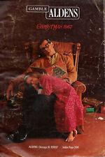 1967 ALDENS  Wish Book for the '67 Christmas Season Catalog