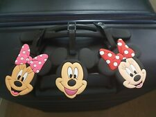 Mickey & Minnie Mouse Disney Travel  Luggage Tags + more Children Adults Cartoon