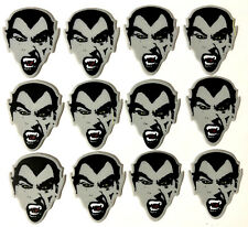 12 Pack Monster Shaped Guitar Picks - VAMPIRE - Hot Picks - 12 pk pics