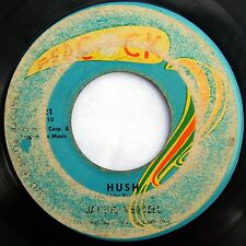 HEAR Jackie Verdell 45 Hush/Why Not Give Me PEACOCK 1921 northern soul R&B