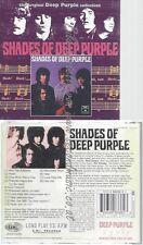 CD--DEEP PURPLE--SHADES OF DEEP PURPLE