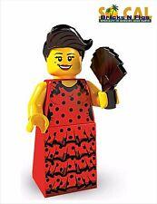 LEGO MINIFIGURES SERIES 6 8827 Flamenco Dancer NEW
