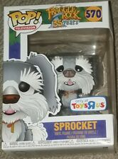 Funko Pop! Sprocket 570 Fraggle Rock exclusive toys r us tru new