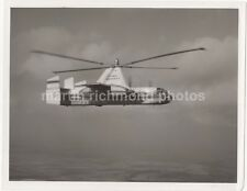 Fairey Rotodyne Helicopter Vertical Take Off Airliner Large 1960 Photo, AY466