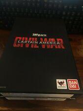 Toys R Us Limited S.H. Figuarts Captain America Civil War Iron Man Mark 46